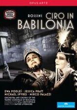 Rossini: Ciro in Babilonia, Good DVD, Ewa Podles, Jessica Pratt, Michael Spyres,