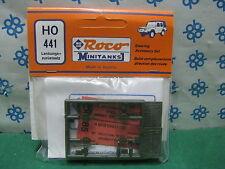 ROCO Minitanks H0 441  Lenkungs  Zurustsatz  /  Steering  Accessory Set