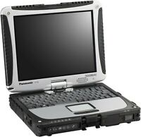 PANASONIC TOUGHBOOK Rugged Laptop CF-19ZLP08CA i5-3610ME@2.7GHz,256SSD,8GB,GPS