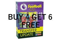 ⭐TRANSFER UPDATES⭐NEW Panini FOOTBALL 2020 Stickers BUY 4 GET 6 FREE ⭐FREE POST⭐