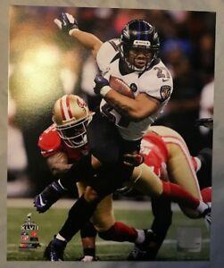 RAY RICE 2013 Super Bowl XLVII 47 Baltimore Ravens LICENSED poster 8x10 photo