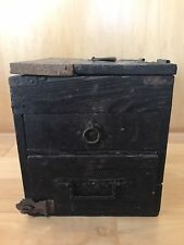 Old box Valuables History items Antique Japan