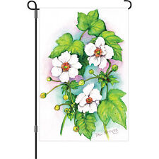 "Floral Impressions Garden Size Flag (12"" x 18"" Approx).5.Pr 56181"