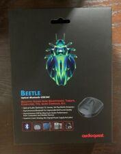 New AudioQuest Beetle Bluetooth USB DAC/Preamp/Headphone/ AmplifierOptical
