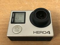 GoPro Hero4 Action Camera Touch LCD  on Rear - 1080p  + 64GB Card + Case
