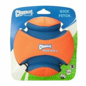 Chuckit Kick Fetch Ball Dog Toy Football Game Durable 15cm Fun Train Dogs Toys