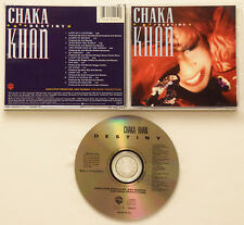 Chaka Khan - Destiny (1986) Reb Beach, Richard Page, Dann Huff, Phil Collins