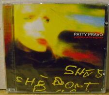 PATTY PRAVO - UNA DONNA DA SOGNARE- CD Sigillato