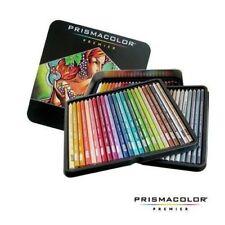 Prismacolor 72 Oil Color Pencil Set Premier Soft Premium Art Draw_NK