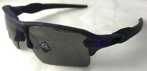 Oakley Flak 2.0 XL - Shadow Camo Electric Purple/Prizm Black Lens - OO9188 F4