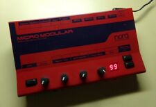 Clavia Nord Micro Modular Synthesizer with wall wart.