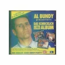 Al Bundy-Das schrecklich nette Album (1993) Mc Al Bundee, Adamski, Vanill.. [CD]