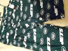 NEW NFL Team Apparel New York Jets Womens Green Lounge Pants $40.00 MSRP