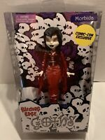 Bleeding Edge Goths MORBIDA COMIC-CON EXCLUSIVE. Red Dress! Series 1 -2003 Rare-