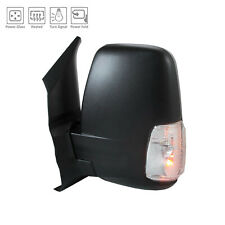 FO1320602 New Replacement Driver Mirror Power Fits 2018-19 Ford Transit T-350 HD