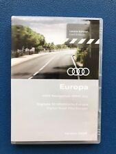 Original Audi DVD Europe Europe Navigation Navi Mmi 2 G 2018 a6, a4, q7