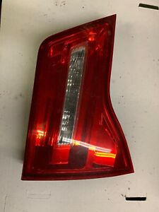 2007 Acura Mdx Tail Gate Tail Light (on Deck Lid) LH on the tailgate