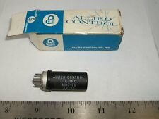 VINTAGE ALLIED CONTROL CO. MHO-6D DP SEALED CAN 6VDC COIL RELAY A