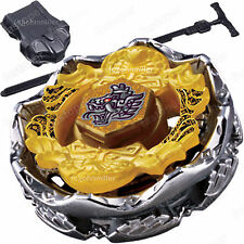 Beyblade BB119 4D Metal Beyblade Death Quetzalcoatl with Launcher Kids Games HOT