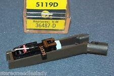 PHONOGRAPH CARTRIDGE NEEDLE EV 5119D for V-M 36487-D 387D 7142C S854-DS73