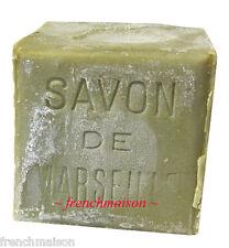 HANDMADE Provence Savon de Marseille OLIVE OIL FRENCH SOAP Jumbo 1000g New