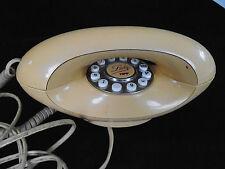 Téléphone ! vintage ! Orange Clair ! Lady HPF ! 1985 !