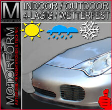PORSCHE 911 996 Carrera 4 4S Ganzgarage Auto Car Cover Spiegeltaschen WETTERFEST