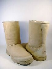 NEW UGG AUSTRALIA WOMEN ULTIMATE SHORT BOOTS SIZE 11 SAND FREE SHIPPING IN U.S.