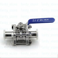 Ball Valve Vacuum isolation both sides KF16 flange Stainless Steel Body #A53X LW