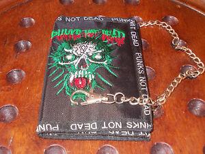 Metal Punks Dark Portafoglio  No Cd No Dvd