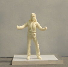 G  Or 1/24-1/25 scale  #1001 Figure UNPAINTED Resin-  NO MINNESOTA SALES
