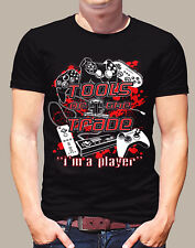 TOOLS Gamer T-Shirt / Video Game: Xbox/ PS4 / Wii