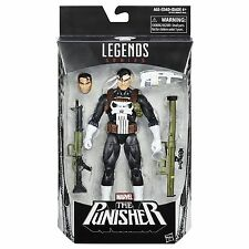 Hasbro Marvel Legends 6-Inch The Punisher 2016 Walgreens