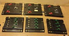 8 Atlas HO / N Gauge Track/Train Controllers Reverse Selector & Connect Switches