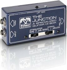 Palmer PDI09 Guitar DI Box - The Junction PDI-09 NEW FULL WARRANTY!