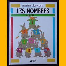 Collection Premières Découvertes LES NOMBRES  Rosalinda Kightley 1987