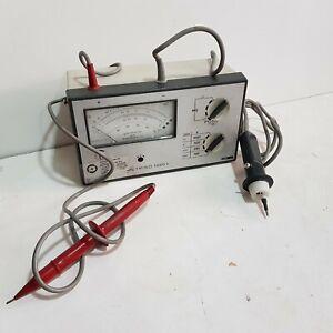 BBC Goerz Metrawatt Metriso 1000v Meter Tester UNTESTED
