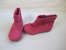 New Toddlers Jumping Bean Ankle Boots Style 165211 Pink  61J