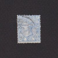 GREAT BRITAIN 1880, Sc# 68 Plate 19, CV $65, Wmk Orb, Used