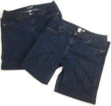 Venezia Jeans 2 Petite 16 Petite Lot of 2 Dark Wash Trouser Leg