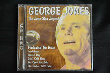 George Jones - The Love Star Legends  CD New and Sealed (B5)