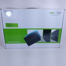 Acer Aspire One 725 725-0802 Black 11.6in 320GB AMD Dual-Core 1GHz 2GB Laptop