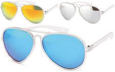 24 Stück Retro Sonnenbrillen verspiegelt Damen Herren  Restposten Posten