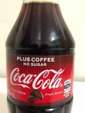 Coke Plus Coffee 330 Ml Glass Bottle - Special Edition Coca Cola From Australia