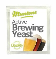 Munton's Dry Yeast - 1 Package