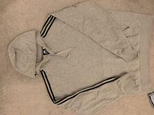 Vintage Adidas Grey Hoodie XL