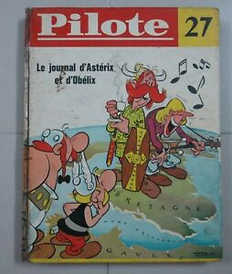 PILOTE Album No 27. 1965, 480 Pages from No 303 to 312