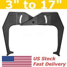 3'' to 17'' Wheel Balancer Rim Caliper Width Measurement Measuring Tool US