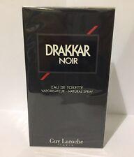 Drakkar Noir By Guy Laroche 6.7 / 6.8 oz EDT Spray NIB Sealed Cologne For Men