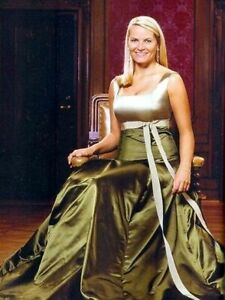 6 Postkarten Prinzessin Mette-Marit von Norwegen